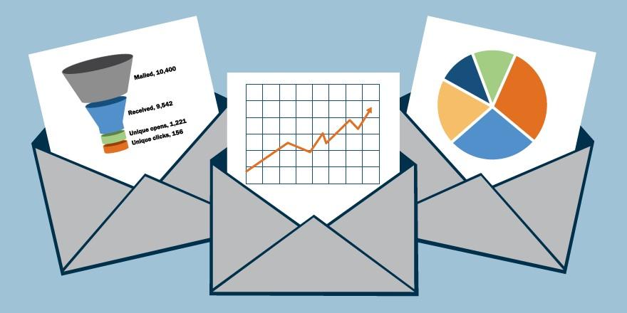 στατιστικά email