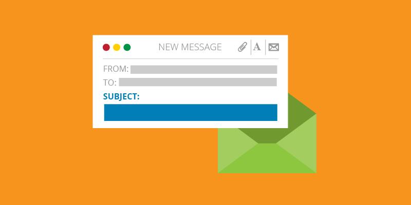 θέματα email
