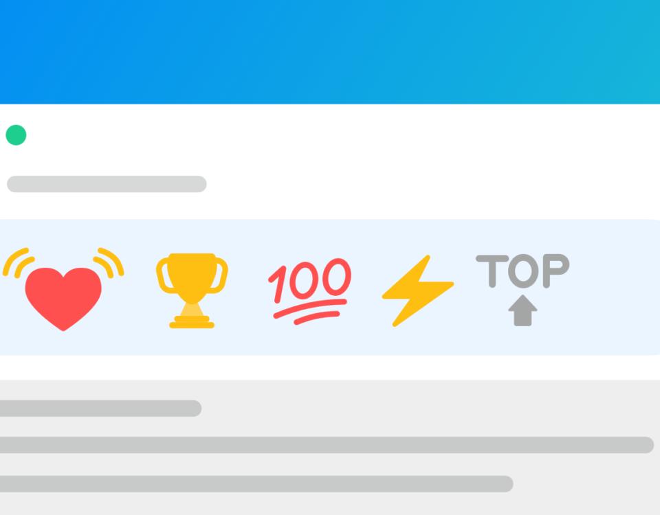 emojis στο email marketing